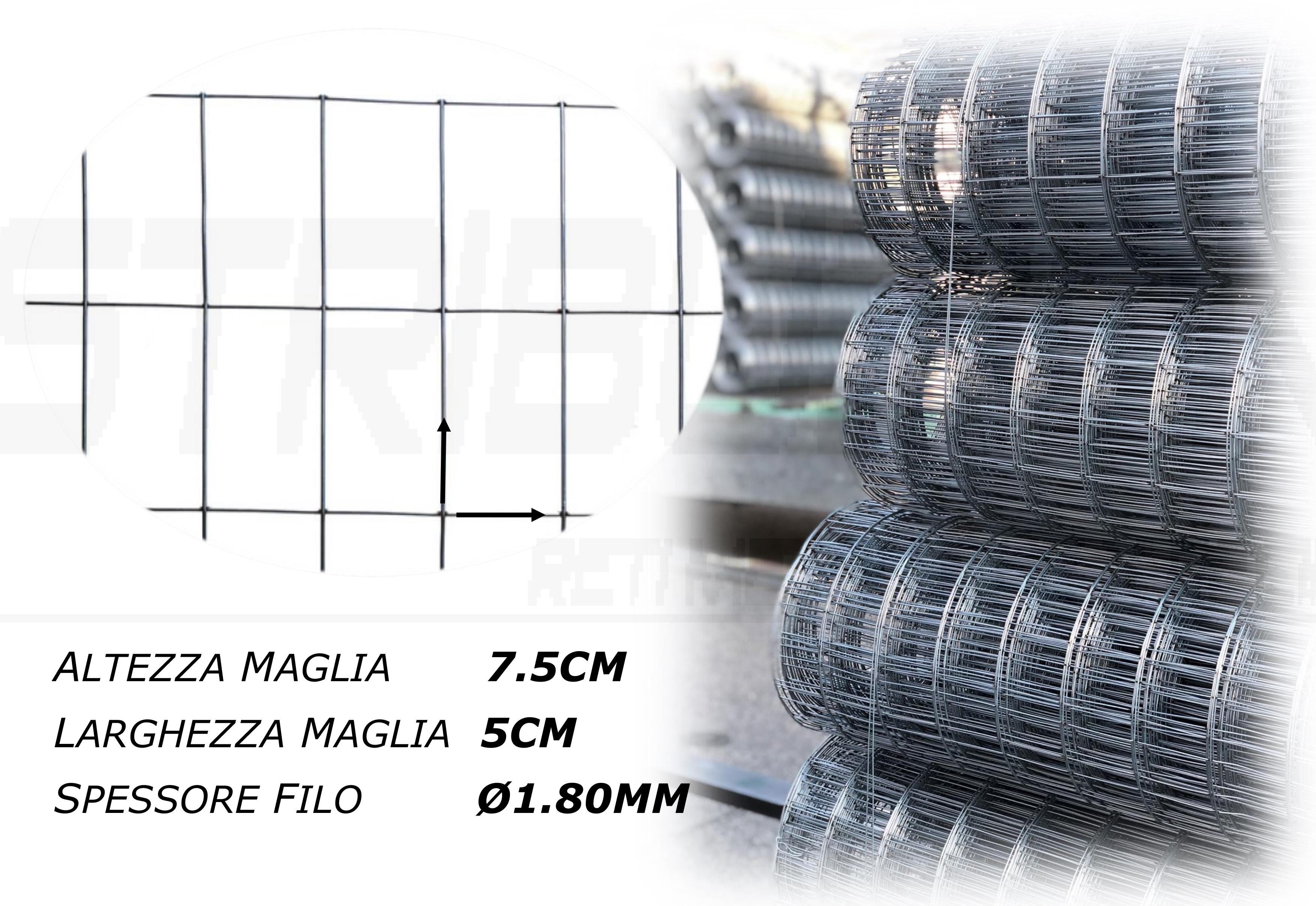 spessore filo 1.80mm
