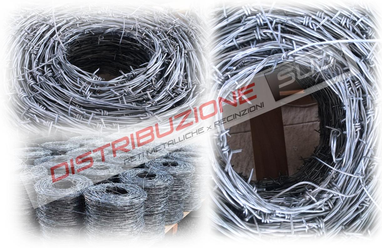 filo spinato per uso agricolo