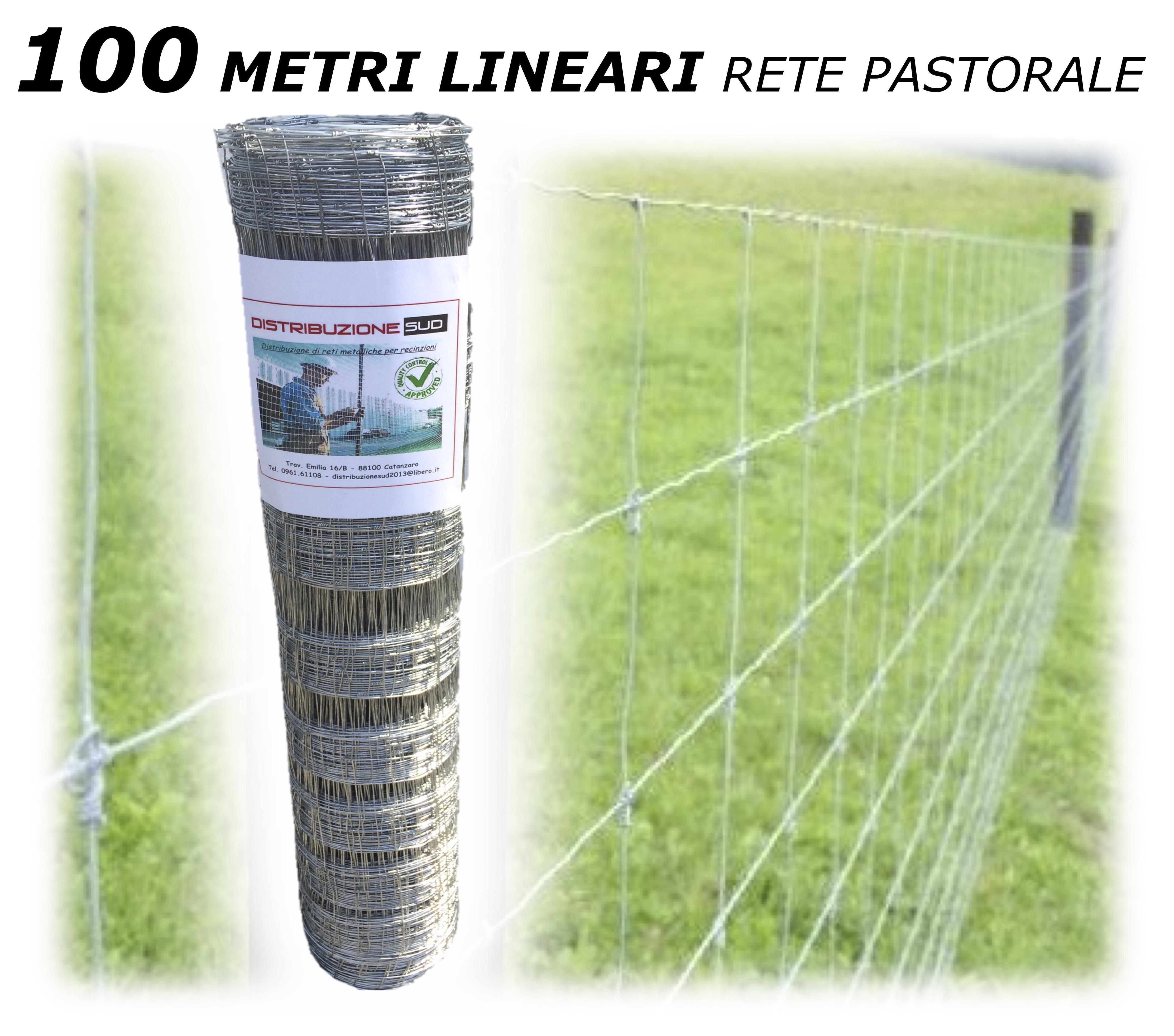 pastorale 100 metri