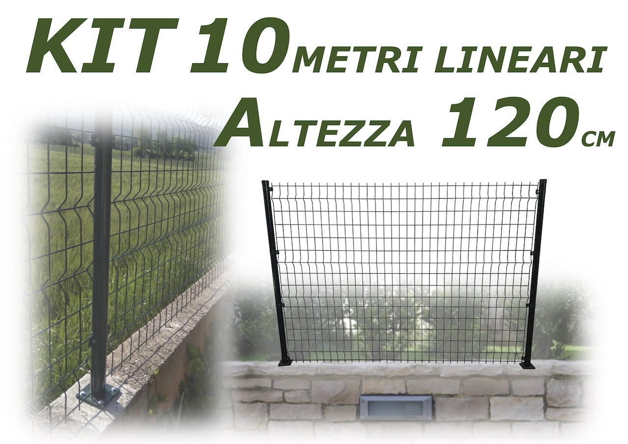 kit valido per 10 metri lineari