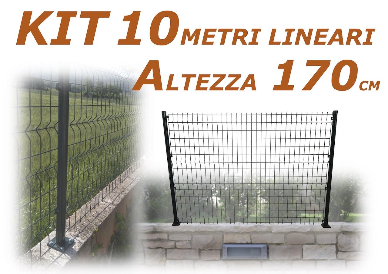 kit da 10 metri lineari