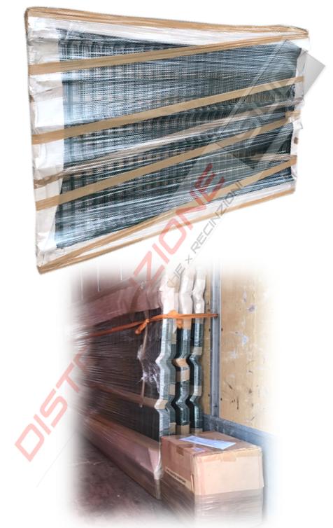 imballaggio kit recinzione