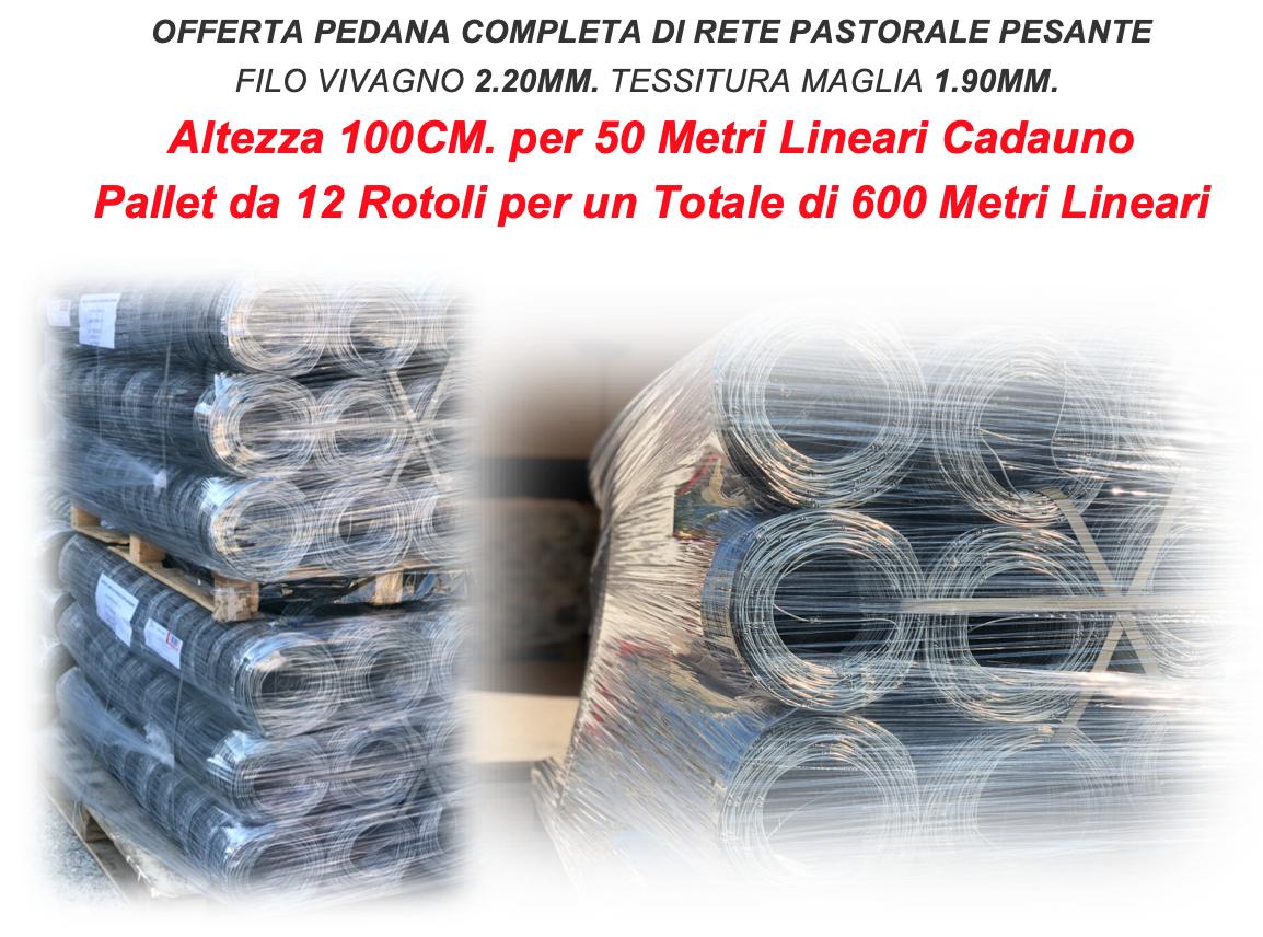 Bancale H100 Pastorizia