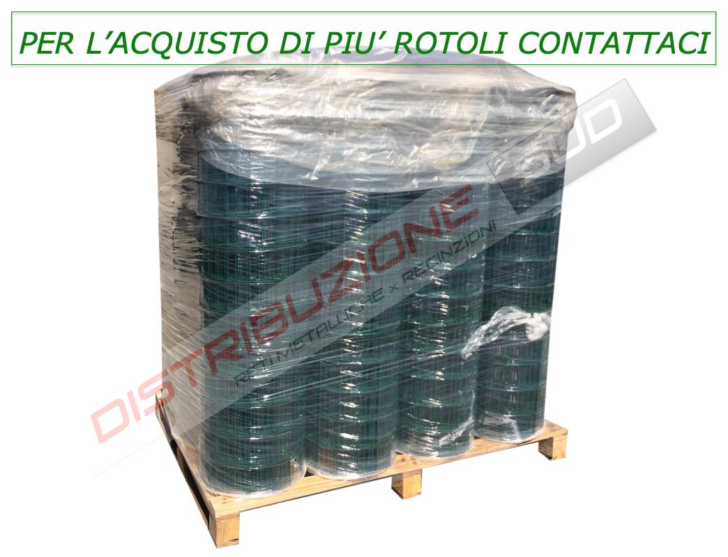 Pedana rete 50x75 plastica verde