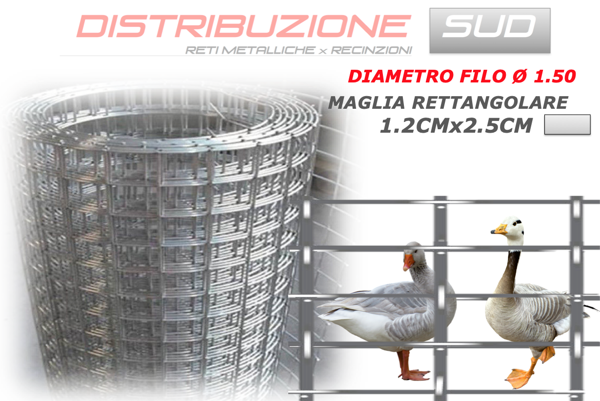 diametro filo 1.50mm