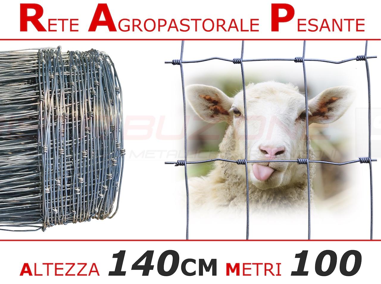 Rete Agropastorale Altezza 100cm