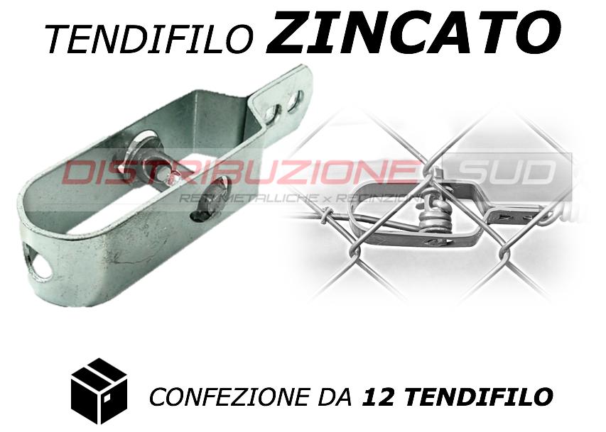 Tendifilo in ferro zincato tensione filo zincato