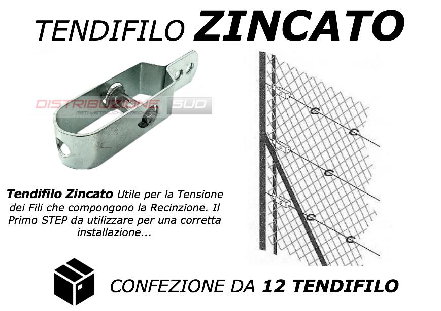 come si utilizza il tendifilo per recinzione