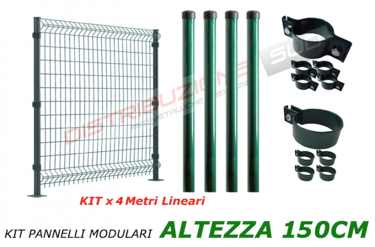 Kit da cementare o interrare