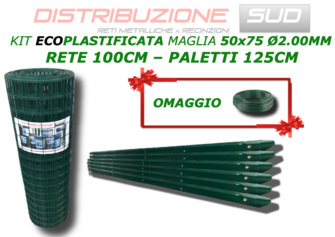 kit plastificato eco